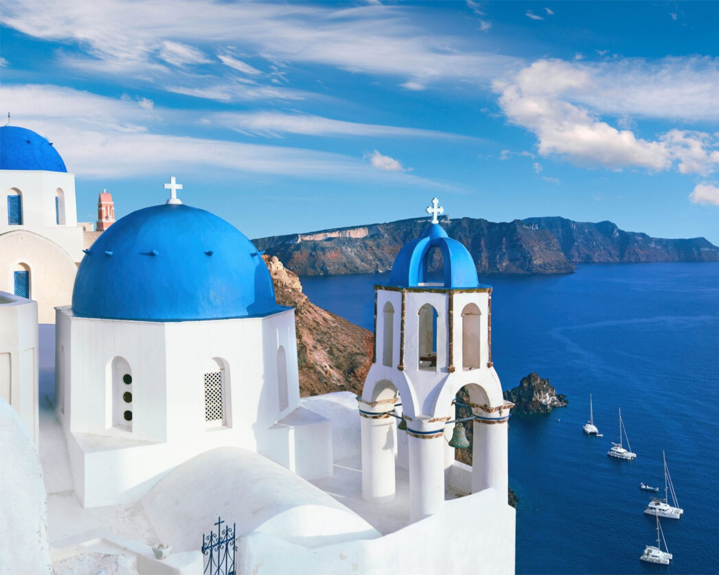 Santorini travel