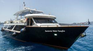 santorini water taxi