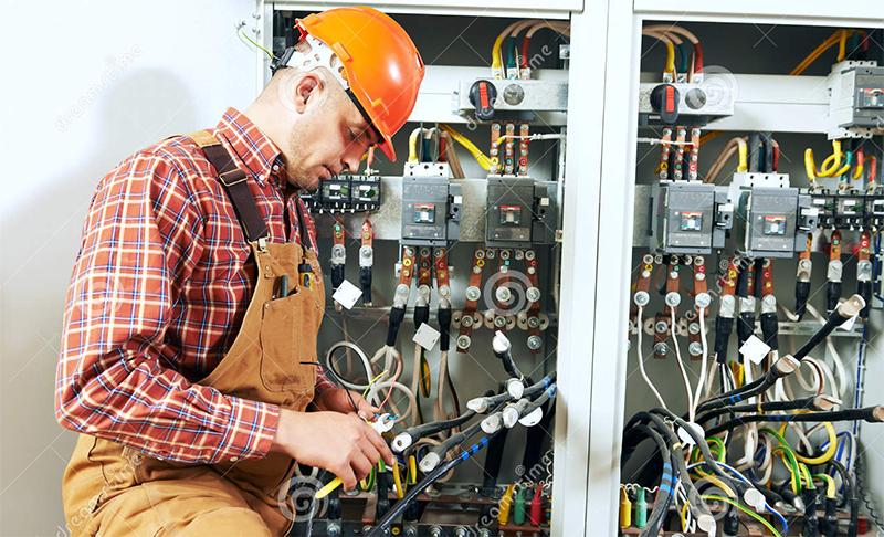 Santorni electrician Maintenance Group