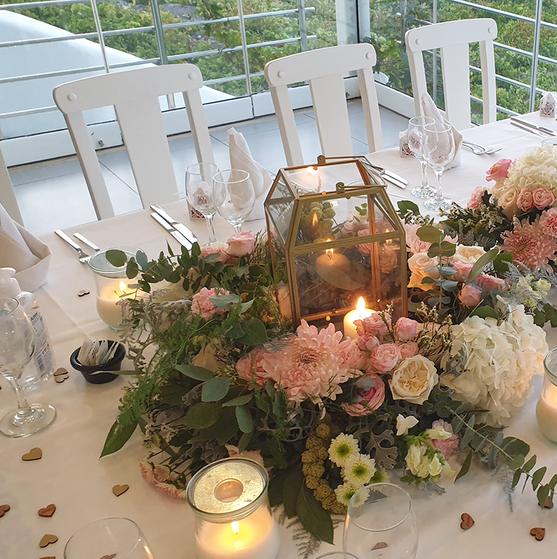 Santorini Wedding designed