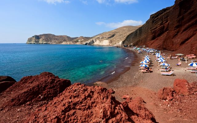 private Santorini tours