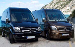 santorini private taxi