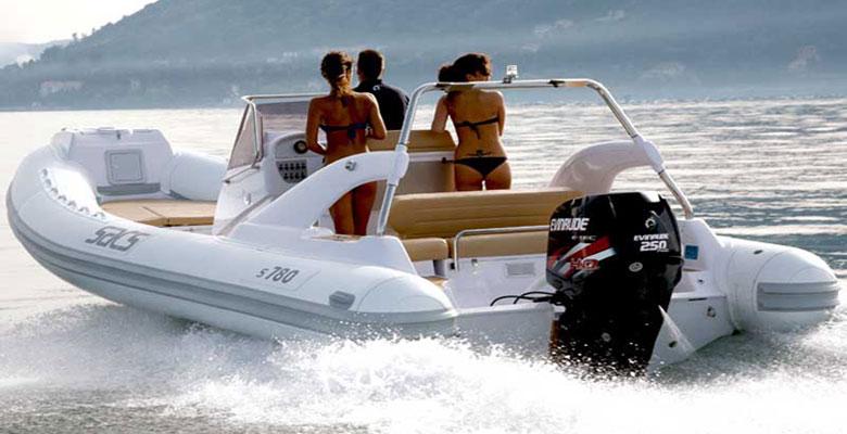 santorini boat transportation